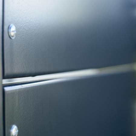 portail coulissant en métal