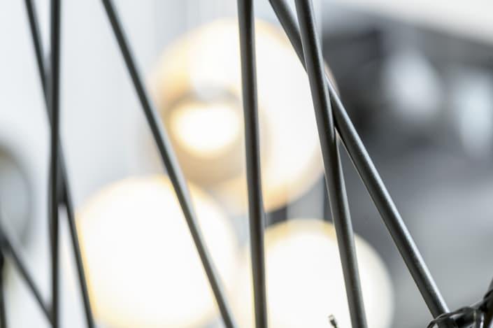 garde corps metal motif lignes
