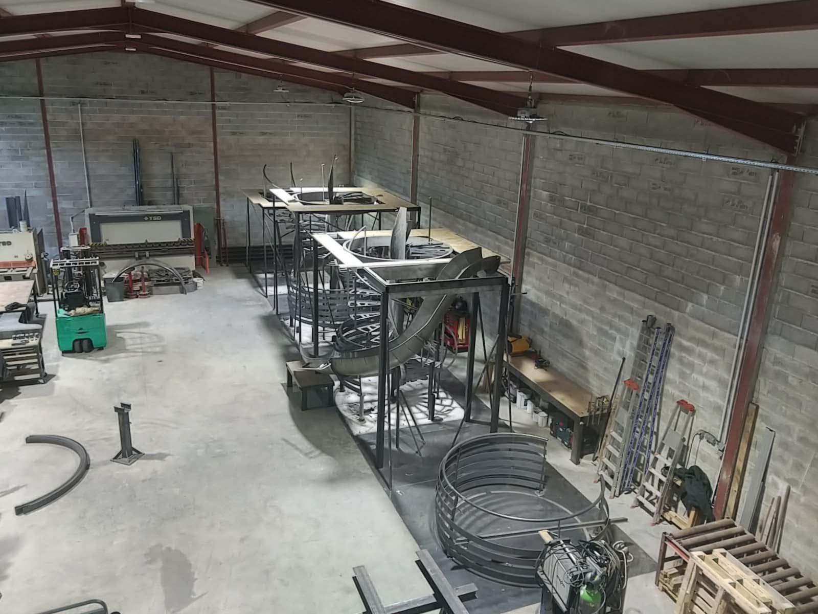atelier de ferronnerie